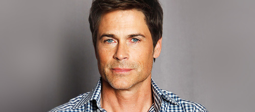 Rob Lowe celebrity in recovery