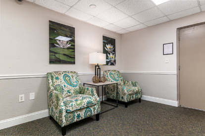 Banyan Treatment Center Boca Waiting Room