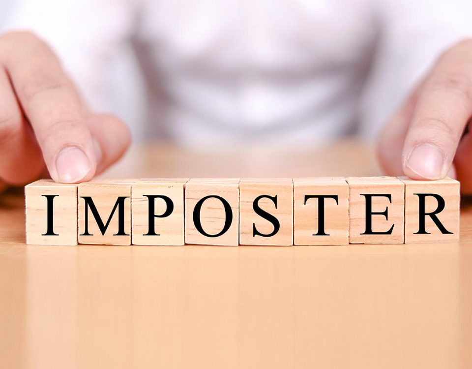 The Signs of Imposter Syndrome