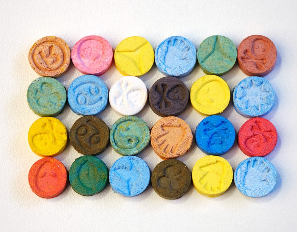 How MDMA Affects the Brain